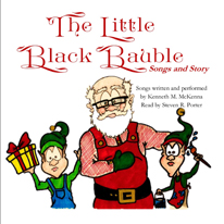 The Little Black Bauble
