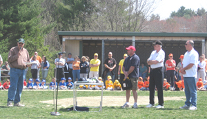 Glocester Little League Opening Day